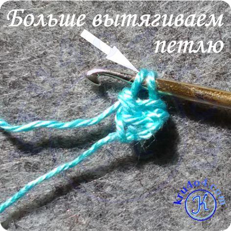 Шнур Гусеничка рекомендация, какую нитку шнура больше вытягивать.
